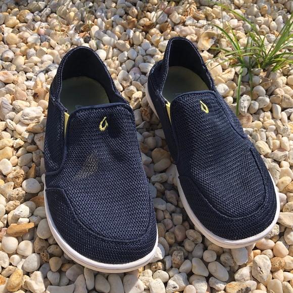 OluKai Shoes   Kids Nohea Mesh Size 1